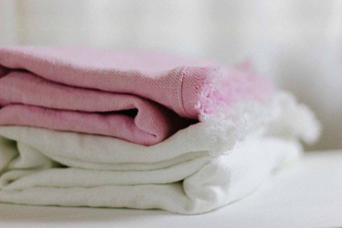 Leinen Textilien nachhaltige Fertigung