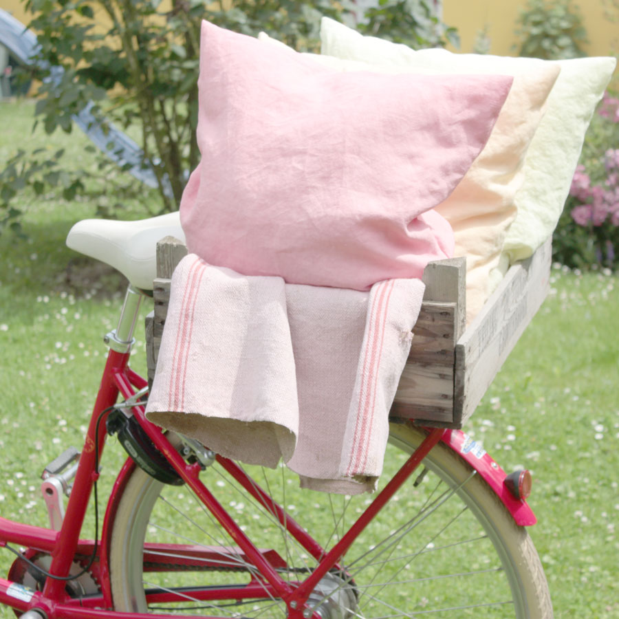 Sommerideen Picknick Fahrradtour