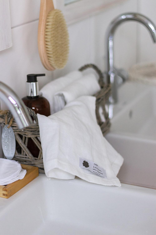 Handtücher aus Leinen